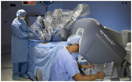 Robotic Surgery, Dr. Amit Ghose, kidneyprostate.com